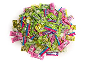 Mother's Day Candy Individually Wrapped Candy Gift Mix - 3 Lbs - Includes Laffy taffy, Spearmint Starlight Mints, Sweetarts Butter Cream Spring colored Candy Goodies and Hard Candy