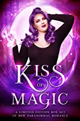 Kiss of Magic: A BBW Paranormal Romance Collection Kindle Edition