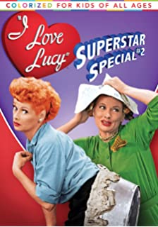 Amazon.com: The I Love Lucy Christmas Special - Colorized For Kids ...