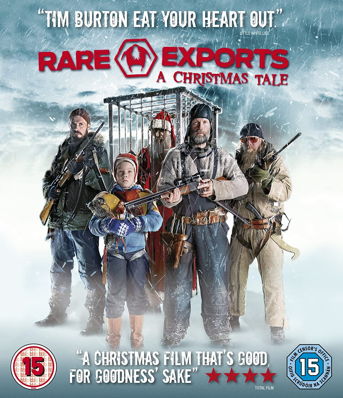 Rare Exports: A Christmas Tale [Blu-ray]: Amazon.co.uk: Jorma ...