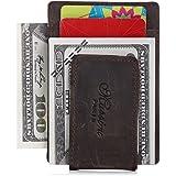 マネークリップ 小銭入れ カード入れ マネークリップ メンズ 薄型 牛革 カード ケース RFID ブロッキング マネーくりっぷ 財布 カード ポケ