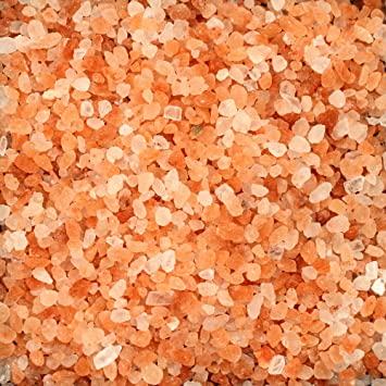The Spice Lab Pink Himalayan Salt Coarse 1 Pound Pure Gourmet Crystals PACKED IN USA