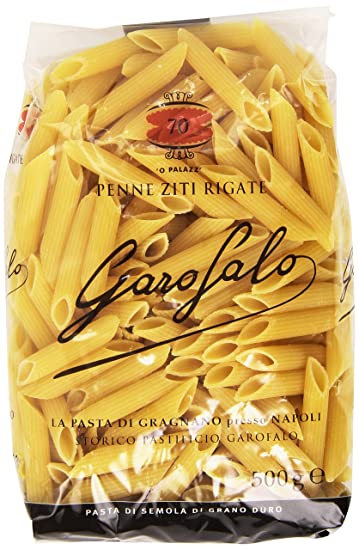 Pasta Garofalo - PENNE ZITI RIGATE N70 PASTA DI GRAGNANO 500GR