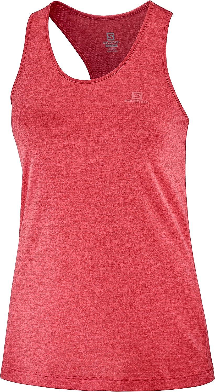 SALOMON Womens Agile Tank W Shirt
