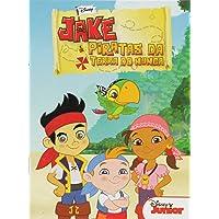 Jake e os Piratas - Coleção Biblioteca Disney