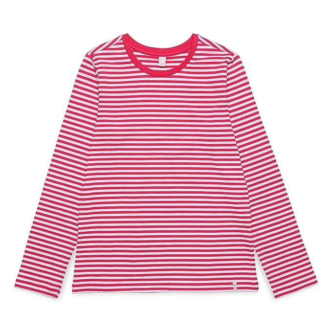 Esprit Kids RL1042500, Camiseta de Manga Larga para Niñas ...