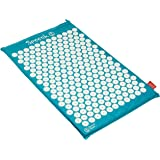 Spoonk Cotton Pagoda Blue Acupressure Massage Mat with carry-bag