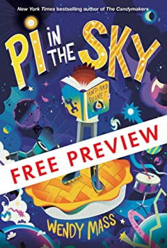 Pi in the Sky - FREE PREVIEW EDITION (The First 7 Chapters)