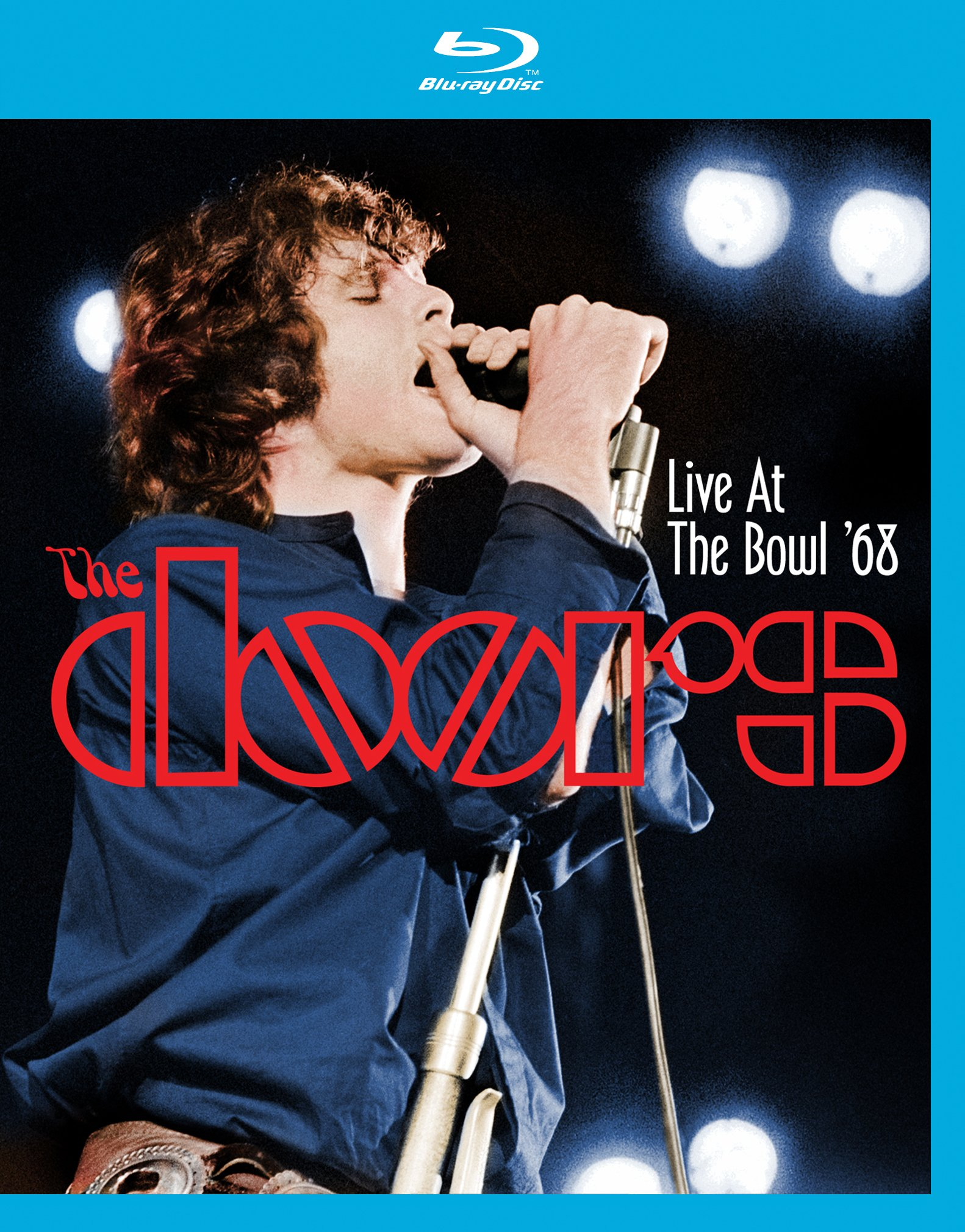 The Doors: Live at the Bowl '68 [Blu-ray] by DVD