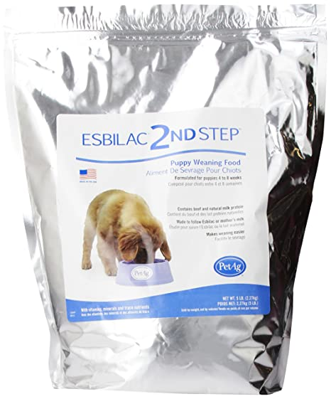 Amazoncom 2nd Step Puppy Weaning Food 5 Pound Pet Supplies