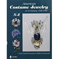 AMERICAN COSTUME JEWELRY: Art and Industry, 1935-1950, N-Z: 2
