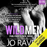 Wild Men: Publisher's Pack: Wild Men, Book 2-3