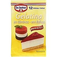 Dr. Oetker - Gelatina en láminas - 12