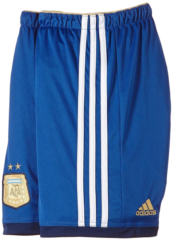 Pantalones cortos color azul Adidas kurze Hose AFA Away Shorts Youth talla DE: 176