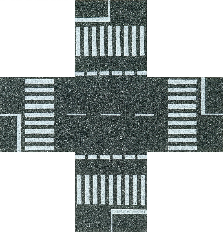Busch Carretera para modelismo ferroviario H0 escala 1:148 (BUE7074)