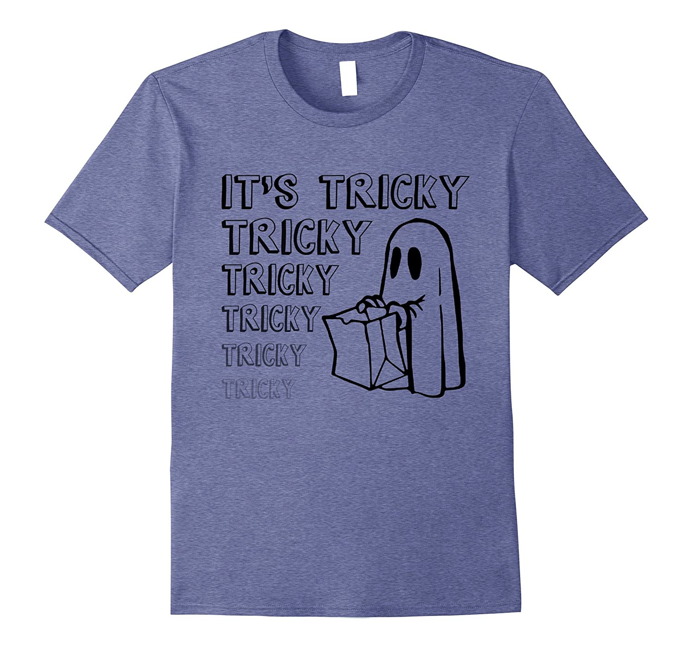 Halloween Tricky Boo Funny Tshirt for Kids, Men, Women-T-Shirt