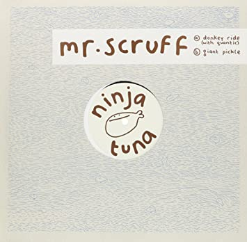 Donkey Ride/Giant Pickle : Mr Scruff: Amazon.es: Música