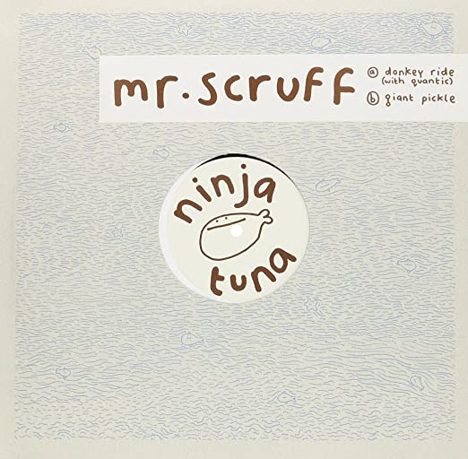 MR SCRUFF - Donkey Ride [Vinyl] - Amazon.com Music