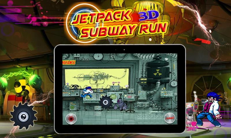 Jetpack subway run appstore para android for Lista de precios subway