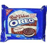 Oreo Red Velvet Sandwich Cookie, 12.2 Ounce (Pack of 2)