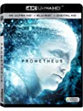 Prometheus (Includes Digital HD UV) [Blu-ray] [2012]