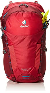 Deuter Superlight Speed Lite 20L Backpack Cranberry Maroon Hiking Running MTB
