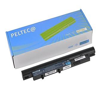 PELTEC@ - Batería de repuesto para portátil Acer Aspire 3810 3810T 4810 4810T 5810 5810T