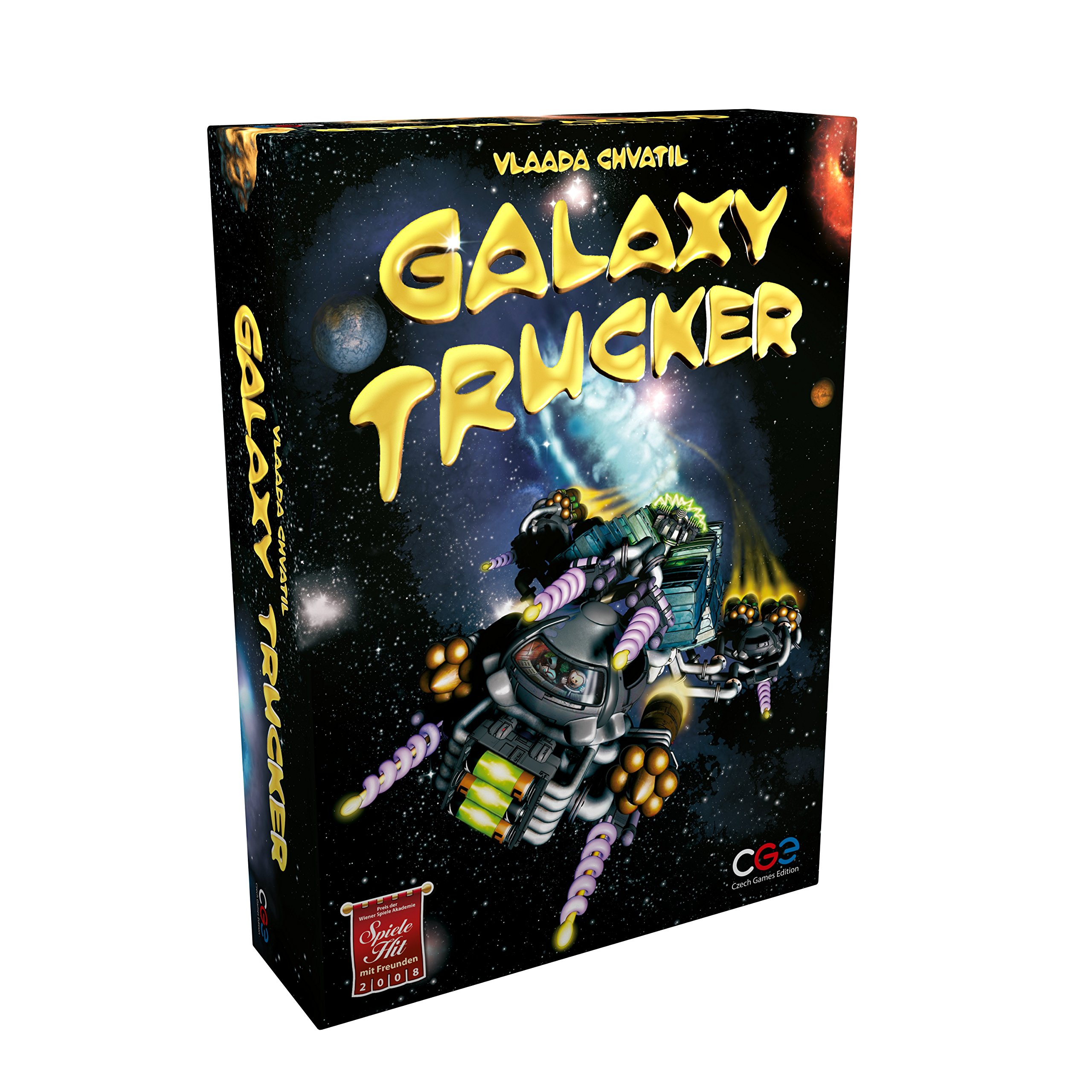 Czech Games Galaxy Trucker