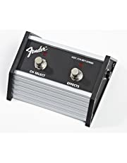 Fender 007-1359-000 Footswitch ECONOMY - 2-button, FM65DSP/Super Champ XD