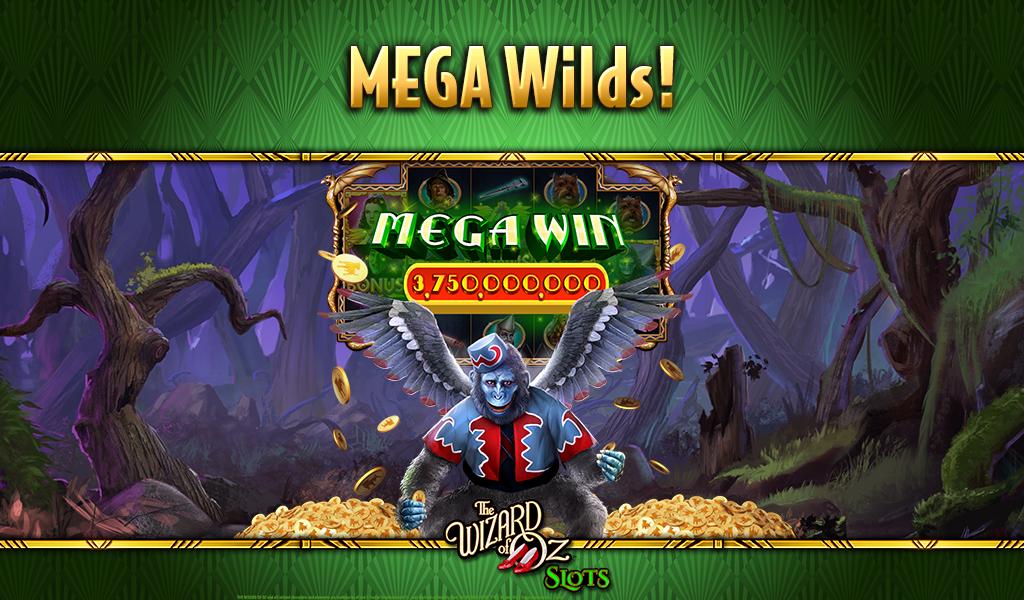 Tragaperras gratis Wizard of Oz de casino de Las Vegas ...