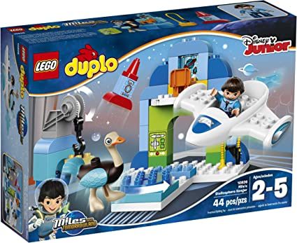 Amazon.com: LEGO DUPLO Disney Junior Miles From Tomorrowland ...