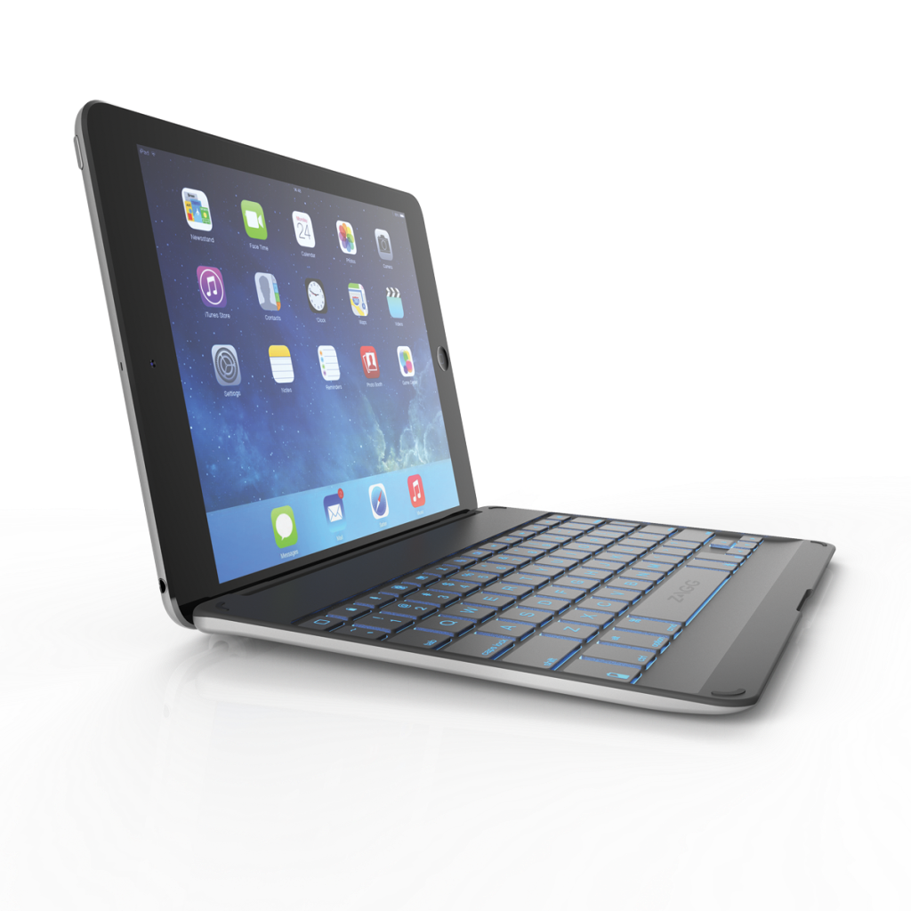 zagg cover bluetooth keyboard for ipad mini