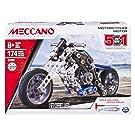 MECCANO 5 Model Set - Motorcycle (Styles Vary)