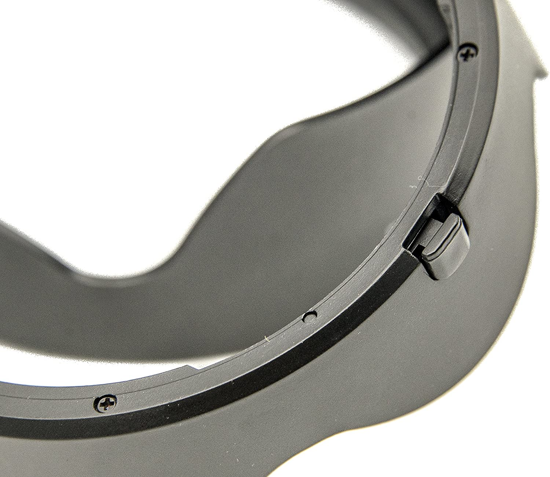 PROtastic Replacement EW-88C EW88C Petal Lens Hood *** 2 PACK *** For Canon EF 24-70mm f//2.8L II USM Lens