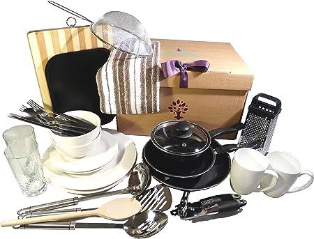 Unikit Etudiant Academy Starter Pack Kit Cuisine Amazon Fr