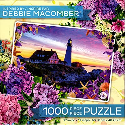 Lighthouse by Debbie Macomber 1000 Piece Puzzle: Toys & Games