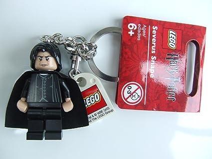 Amazon.com: LEGO Llavero Severus Snape: Toys & Games