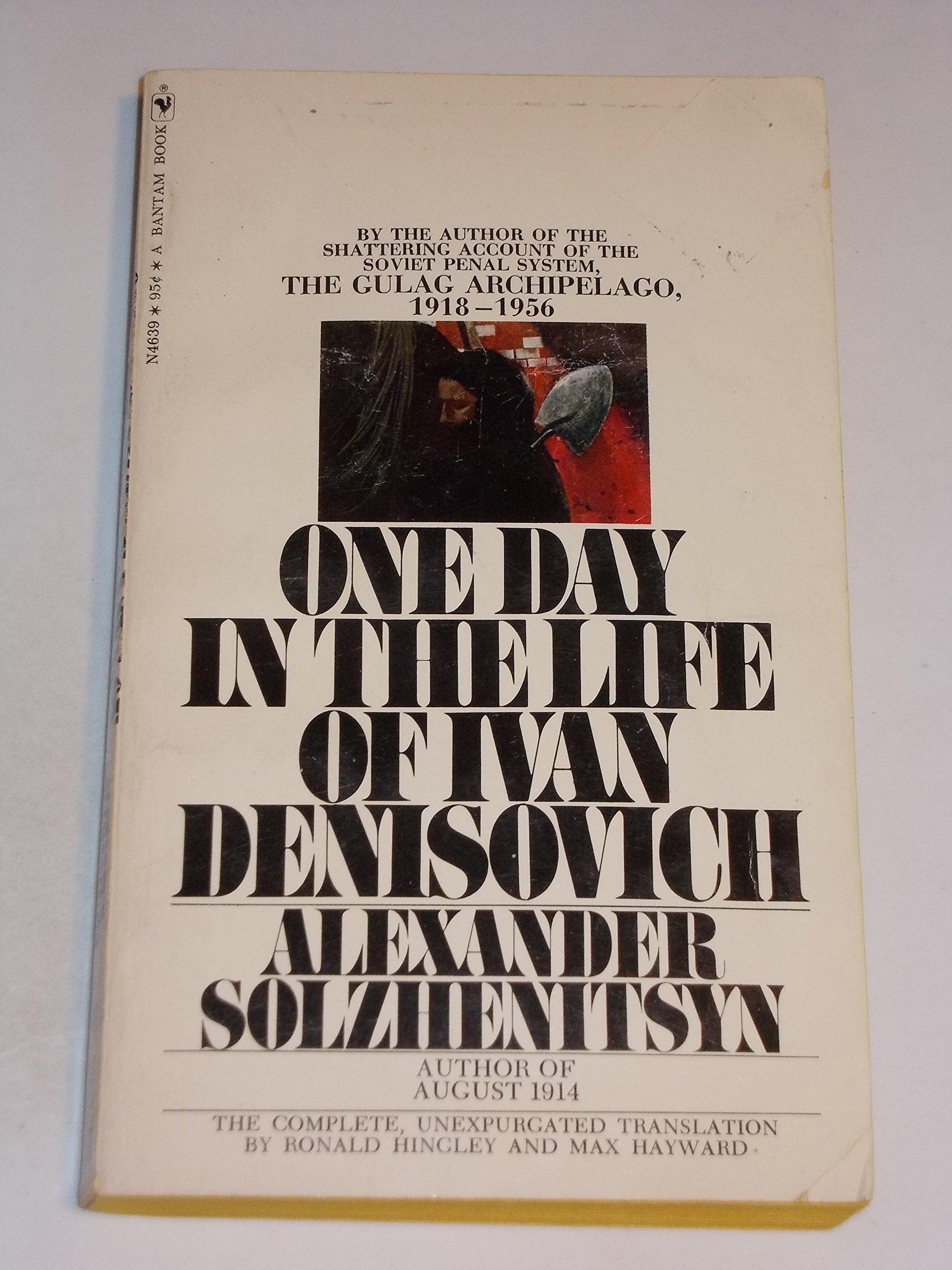 by Aleksandr Solzhenitsyn