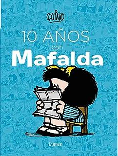 Mafalda 2018 calendario de pared spanish edition quino 10 aos con mafalda10 years with mafalda spanish edition fandeluxe Images
