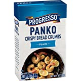 Progresso Panko Plain Bread Crumbs 8 oz Box