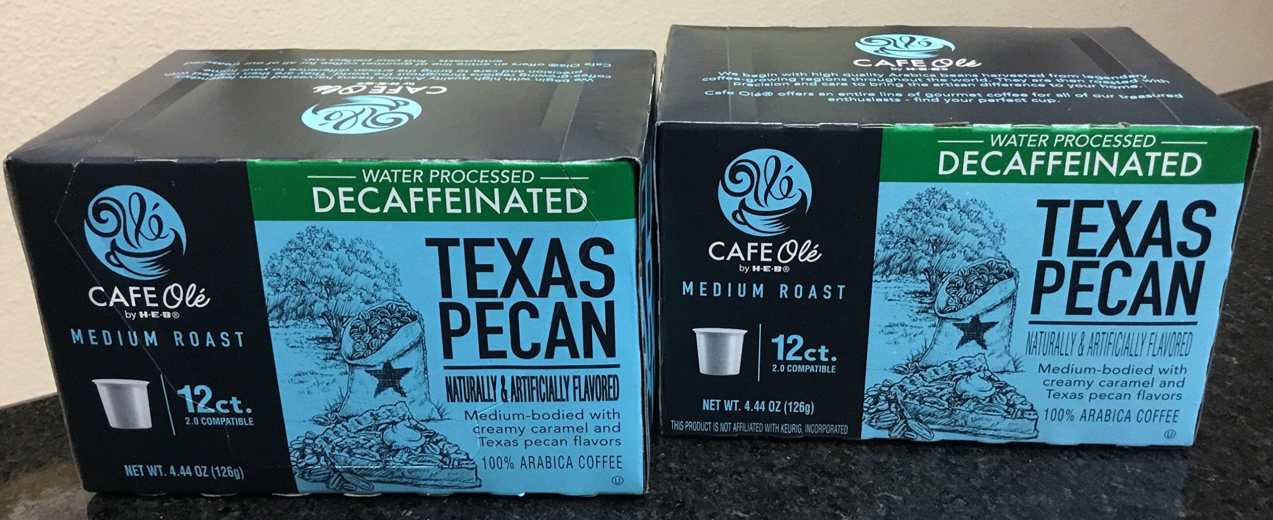 H E B Cafe Ole Taste Of Texas San Antonio Single Serve