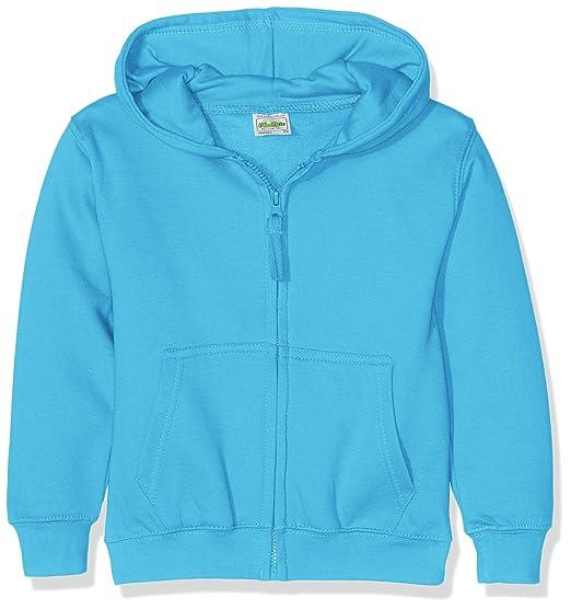 Zoodie Kids Hwb À Capuche Awdis hawaiian Garçon Bleu Blue Sweat 14qw556Cx