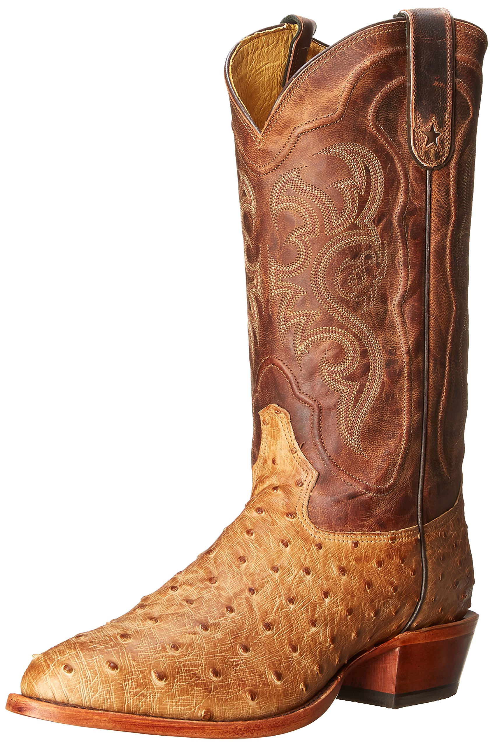 Made in USA Browns | Pullon Western Boots Tony Lama Mens Durmont Tan 13 Height 8964