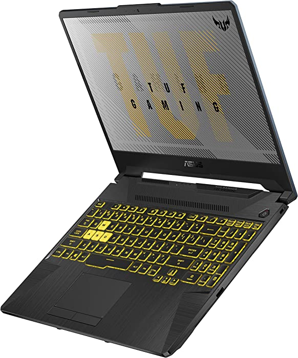 "ASUS TUF Gaming A17 Gaming Laptop, 17.3"" 120Hz FHD IPS-Type, AMD Ryzen 7 4800H, GeForce GTX 1660 Ti, 16GB DDR4, 1TB PCIe SSD, 90WHr Battery, RGB Backlit KB, Windows 10 Home, TUF706IU-AS76"
