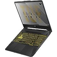 """ASUS TUF Gaming Laptop, 15.6"""" 144Hz Full HD, AMD Ryzen 7 4800H, GeForce RTX 2060, 16GB…"""