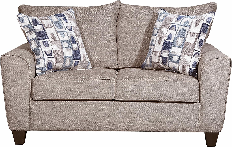 - Amazon.com: Lane Home Furnishings 9096-02 Loveseat, Alamo Gray