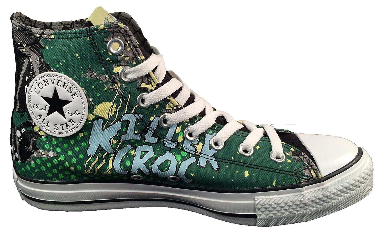 06318b2f3e0c Converse Men s DC Comics Killer Croc Batman Villain Sneakers Chuck Taylor  (9)  Amazon.ca  Shoes   Handbags