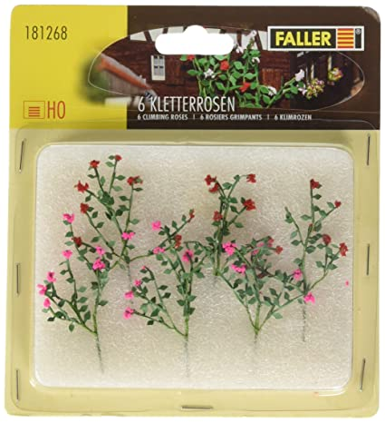 Faller # 181268 # 6 Kletterrosen
