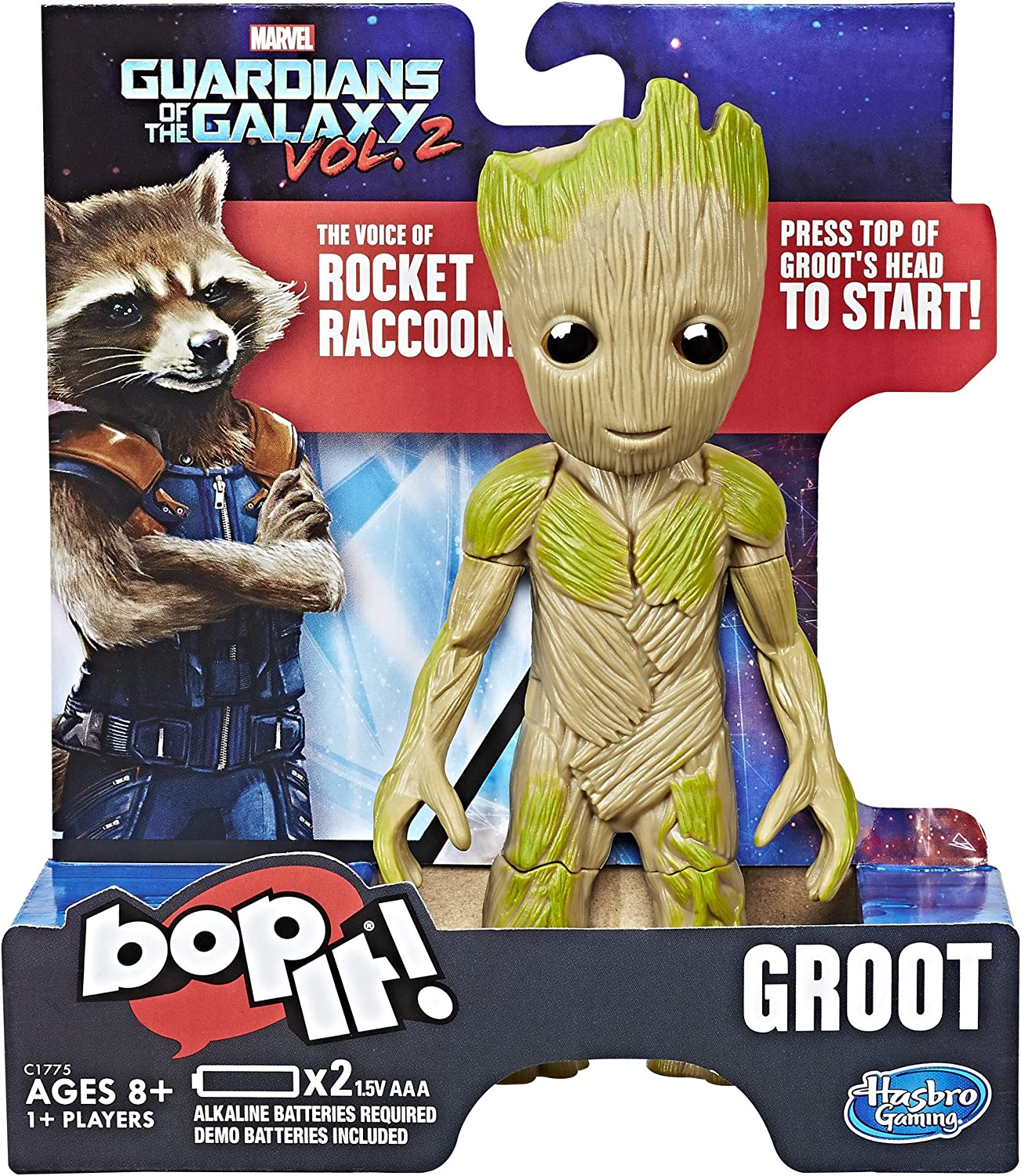 Marvel Guardians Of The Galaxy Portrait Fabric Blue Groot Rocket Characters FQ