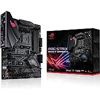 Asus Tarjeta Madre Gaming B450, ROG Strix B450-F Gaming II AMD AM4 Ryzen ATX (HDMI 2.0b / DP, USB 3.2 Gen 2, USB Tipo-C…